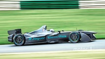 Jaguar signs Carroll as three vie for second seat
