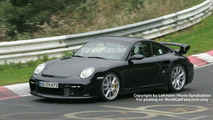 SPY PHOTOS: More Porsche 911 GT2 (997)