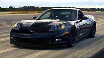 Electric Corvette breaks land speed record - again