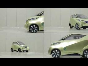 Media Center Interview: Nissan designers discuss PIVO 3 EV concept