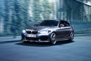 AC Schnitzer Blasts 400HP Into the BMW 1-Series
