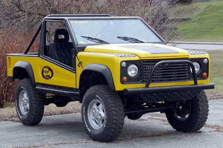 You Can Buy This Custom Land Rover Defender Pickup