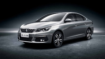 2016 Peugeot 308 Sedan says hello from China