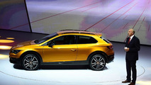 SEAT Leon Cross Sport is a high-riding hatch that rockets to 100 km/h in 4.9 seconds