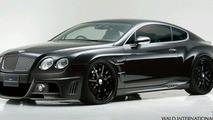 Wald Continental GT Black Bisson Edition