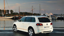 VW Touareg North Sails Design Study Revealed