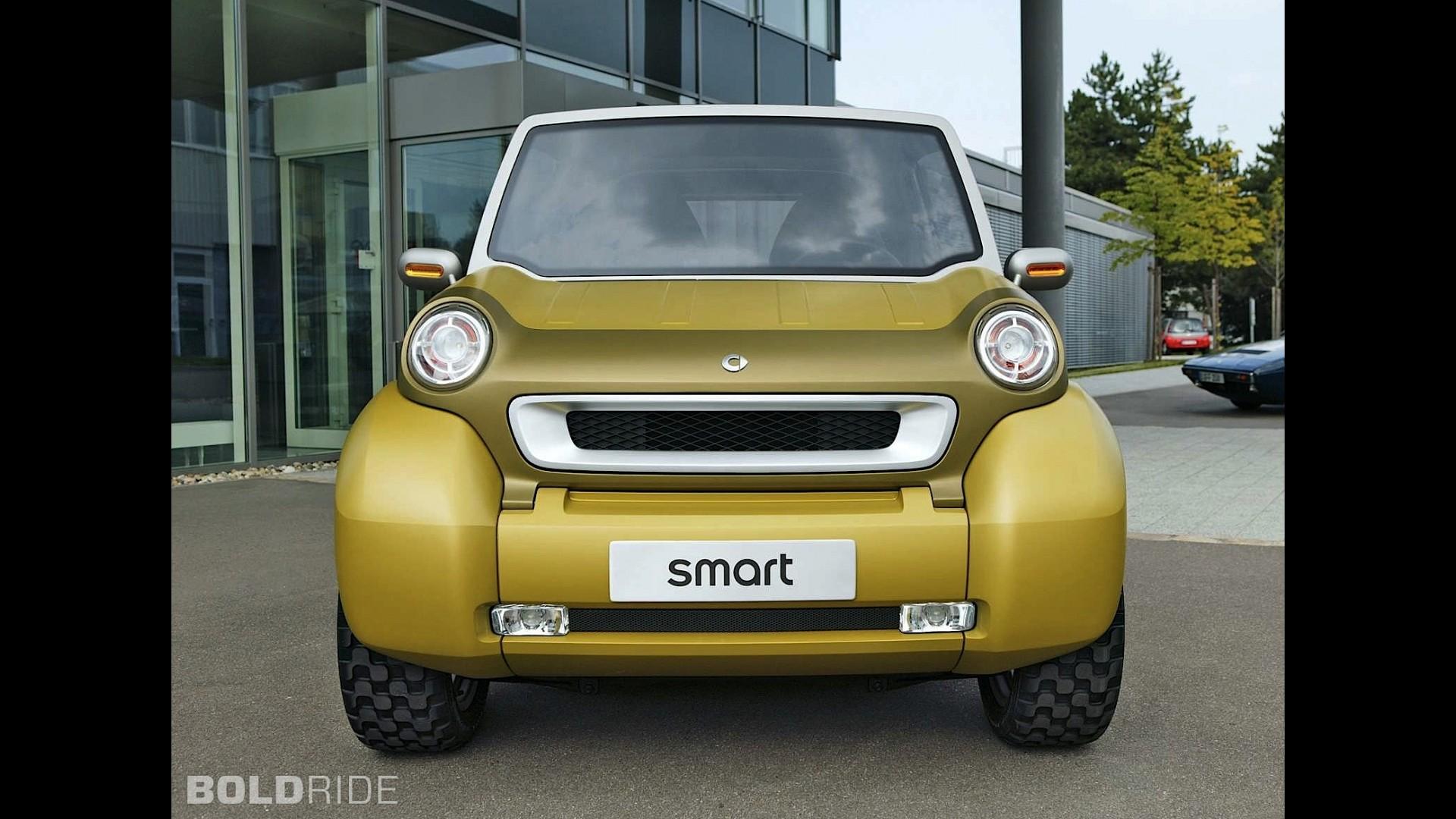 Smart Crosstown Showcar