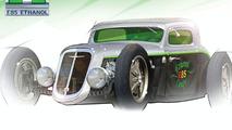1934 FlexFuel Chevrolet Hot Rod