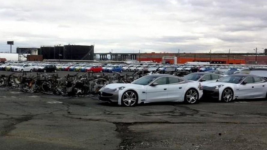 Sandy could have set Karma and Prius hybrids on fire - report