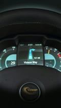 3D Driver Automotive Display
