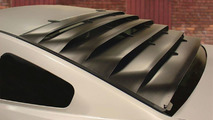 Roush Retro Rear Window Louvers