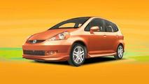 Economy Car: Honda Fit
