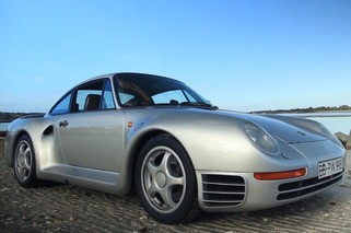 Video: One Very Special Porsche 959
