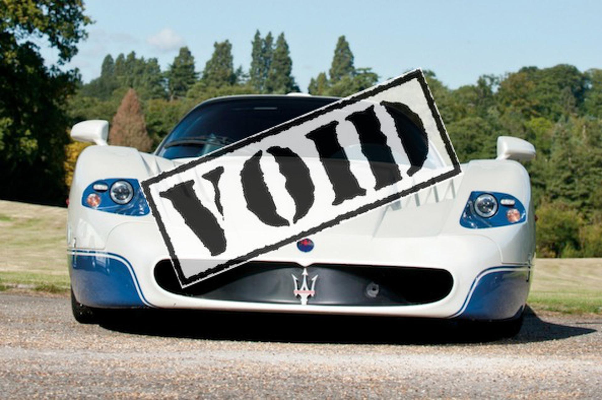 Maserati Ditches Supercar, Plans Smaller Sportscar