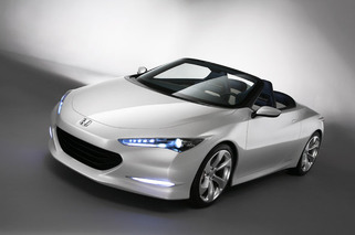 Proton and Honda Team Up With New Sports Car in Mind