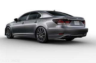 Is the new Lexus LS F Sport proof that Lexus has grown a pair?