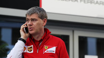 Ferrari picks successor for ousted Rivola