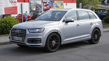 Audi SQ7 spied inside and out without any disguise