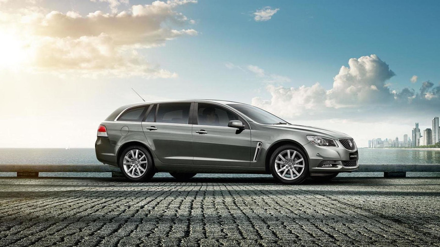 Holden Commodore turns 35, company introduces the VF Commodore International Edition to celebrate