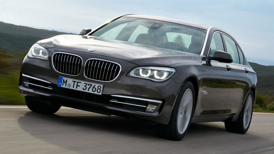 BMW 740Ld xDrive announced for the US, has 255 bhp diesel engine