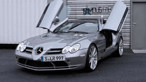 Famous Parts tunes the Mercedes McLaren SLR Roadster