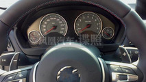 2014 BMW M3 shows interior in new spy photos