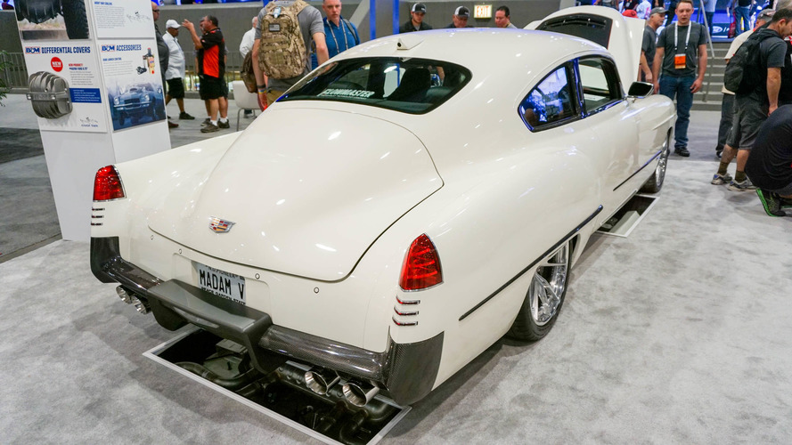 Ringbrothers 1948 Cadillac Fastback Madam V