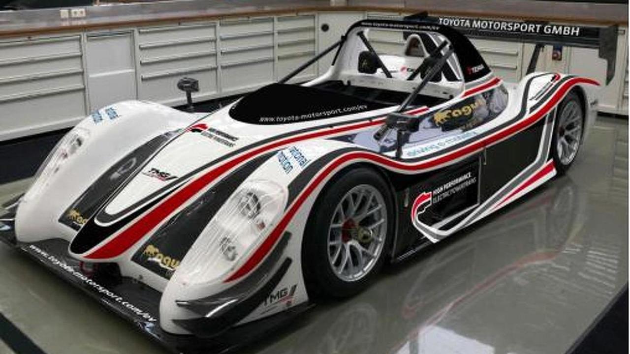 Toyota EV racer - 19.8.2011