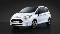 Ford B-Max Colour Edition introduced with 140-hp 1.0 engine