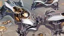 Honda IH concept for LA Auto Show Design Challenege - 1.11.2011