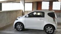 Toyota iQ Euro NCAP crash test 2009