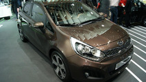 2012 Kia Rio enters the Geneva fray [video]