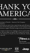 Chrysler Thank You Ads Make America Cringe with Anger