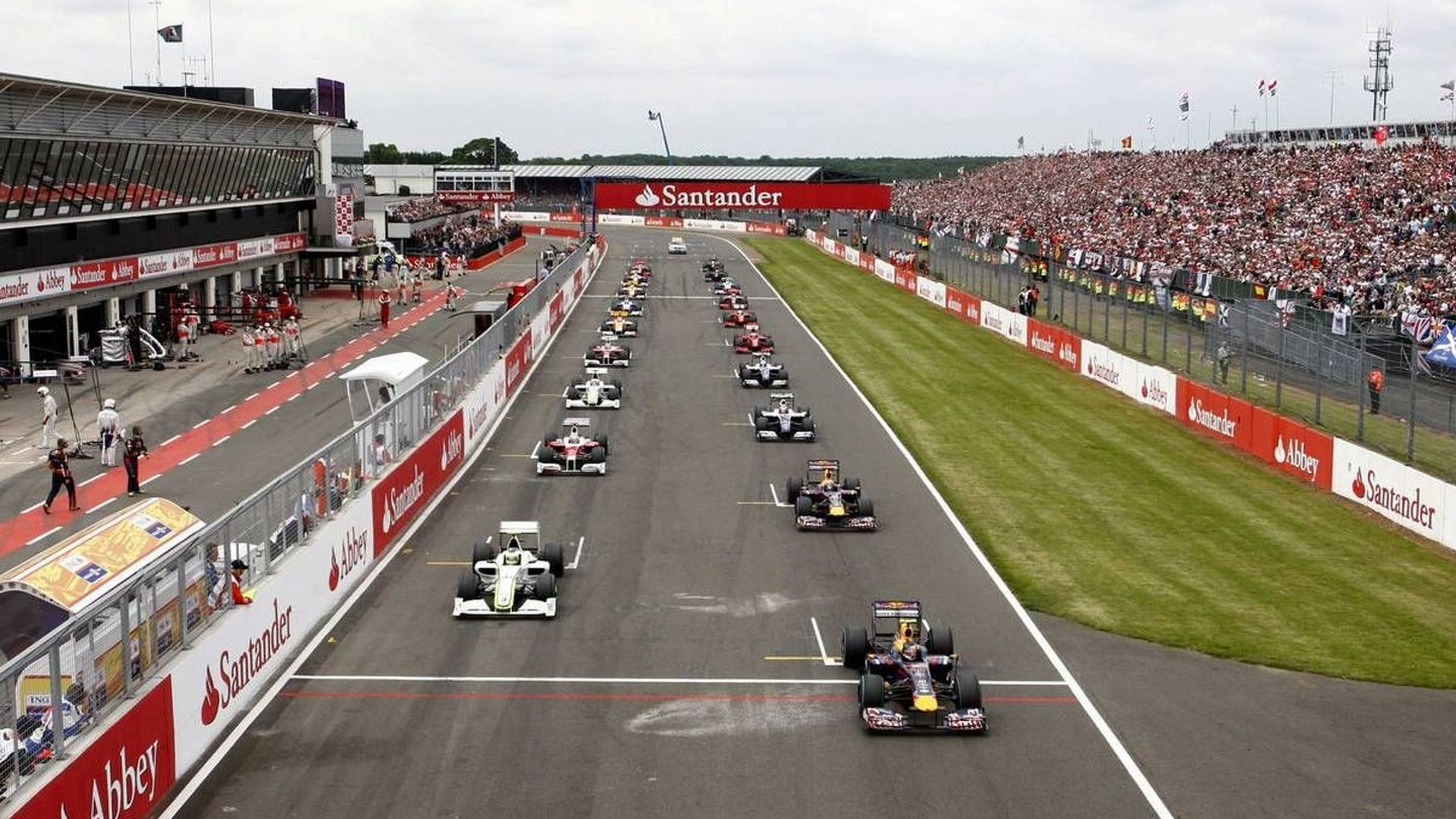 Silverstone doesn't want one-off 2010 GP deal