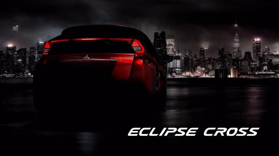 Mitsubishi confirma que chamará novo crossover de Eclipse (Cross)