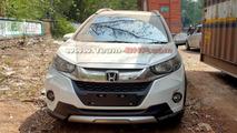 Flagra - Novo Honda WR-V é pego na rua pela primeira vez