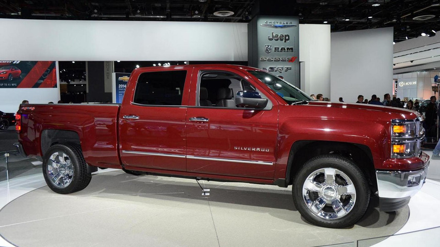 2014 Chevrolet Silverado & GMC Sierra revealed in Detroit
