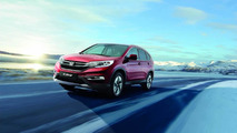 2015 Honda CR-V facelift (Euro-spec)