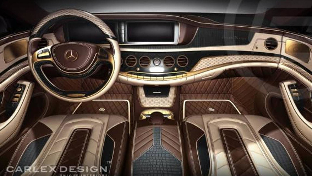 Mercedes-Benz S-Class by Carlex Design