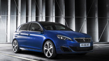 Peugeot 308 GT revealed ahead of Paris Motor Show debut