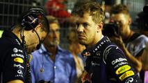 Vettel's chief mechanic leaves Red Bull