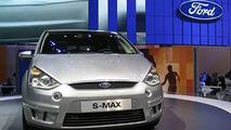 New Ford S-Max at Geneva