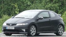 New Honda Civic Type R Spy Shot