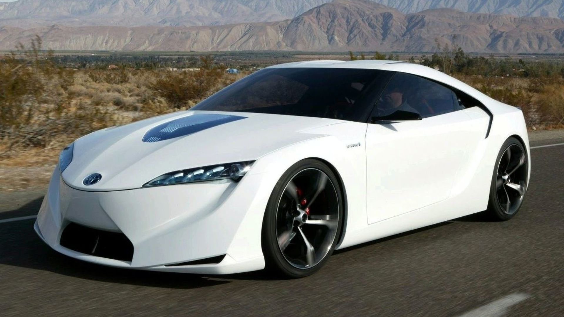 Toyota Supra concept to debut in Detroit - report