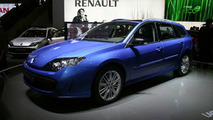 Renault Laguna GT Shows Up in Geneva