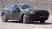 Jeep Liberty successor spy photos 13.8.2012