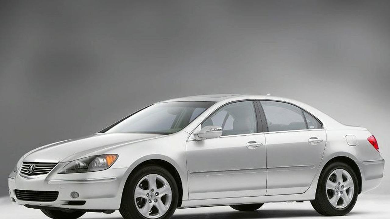 Acura RL 2005