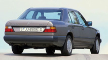 Mercedes-Benz 250 D Turbo, 124 series