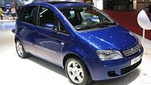 Fiat IDEA at Geneva