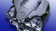 New AMG V8 power unit